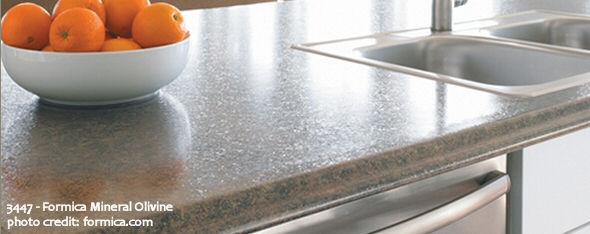 Laminate Countertops Often Called Formica Countertops After Their Bestknown  Brand Are The Most Common In The United States.