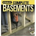 stanley complete basements refinishing book