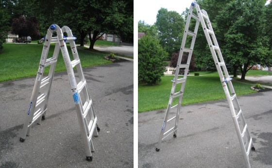 werner-step-ladder-mode