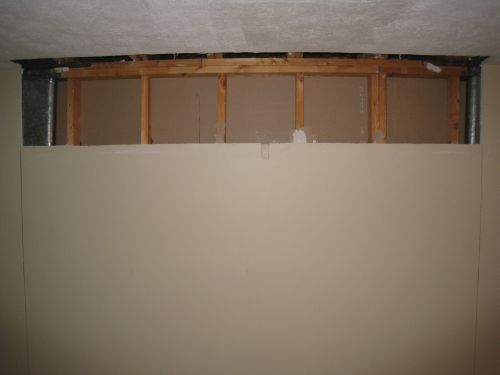 Load Bearing Wall Removal Measurement and Initial Cut