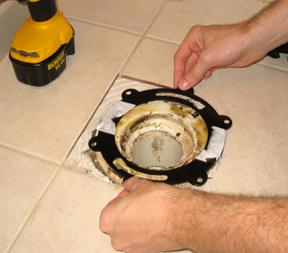 Toilet Repair Flange