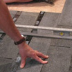 How to Level a Plywood or OSB Subfloor Using Asphalt Shingles & Construction Felt