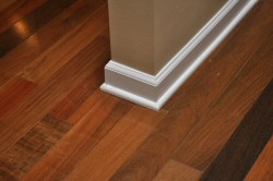 In Most Installations, Baseboard Will Cover Every Linear Foot Of Wall Space  With The Exception Of Door Jambs. Measure The Wall Space And Add 20% To  Your ...