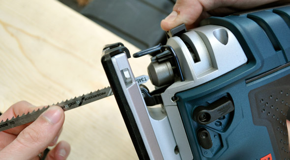 Bosch JS470E Jig Saw Blade