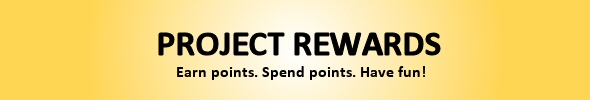 Project Rewards Header