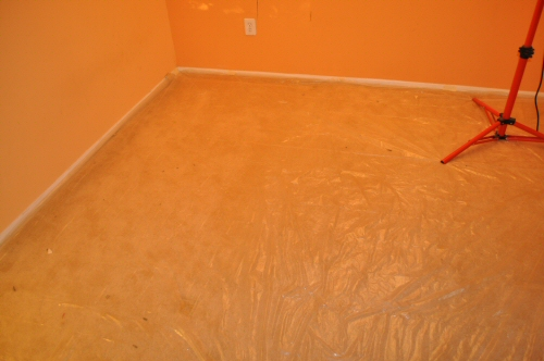 How to Remove Stipple Plaster From a Ceiling Popcorn Ceiling