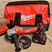 Milwaukee Cordless Grinder Review