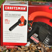 Craftsman Gas Leaf Blower/Vacuum Combo Review (Model# 79470)
