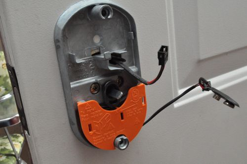 kwikset keypad lock instructions