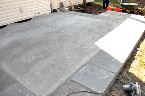 If You Enjoyed This Article On Building A Concrete Patio ...