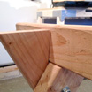 How to Build Angled Wooden Sawhorses
