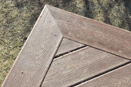 Trex Decking Picture Framing Pocket Screws Building