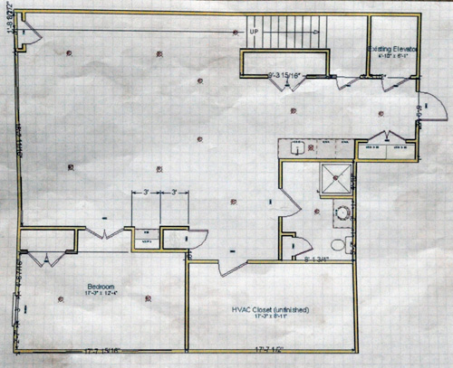 Basement Remodel Day 3 Electric RoughIn One Project Closer – Rough Electrical Outlet Wiring Diagram