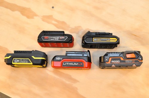 The Best Compact Drill Drivers We Test Five Popular 18v