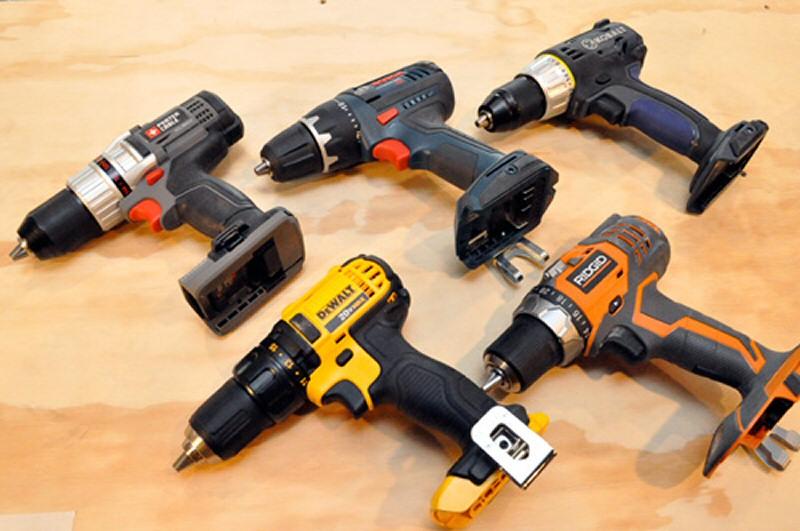 The best compact drill drivers we test five popular 18v for Gladiator vs kobalt garage
