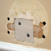 How to Repair a Medium-Size Hole in Drywall