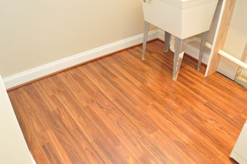 How to Install a Floating Laminate Floor - One Project Closer