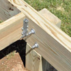How to Build a Post & Beam Shed Foundation on a Slope
