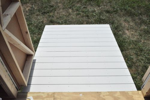 Build a Shed Ramp 16