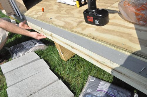Build a Shed Ramp 3