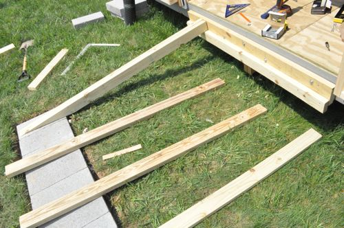 Build a Shed Ramp 10