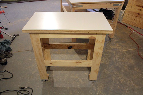 How to build a router table one project closer for Making a router table