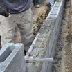 How to Build a Concrete Block Foundation