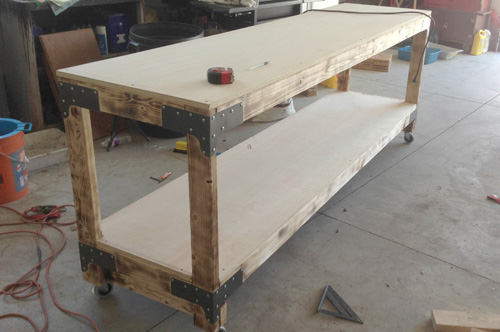 Heavy Duty Kitchen Table Base Legs