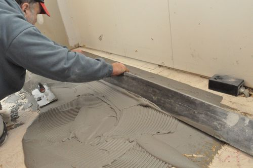 What Size Trowel For 8 X 12 Tile