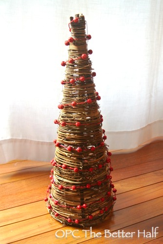 Stick and Glitter Christmas Tree - OPC The Better Half
