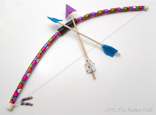 Brave Bow and Arrows - OPC The Better Half