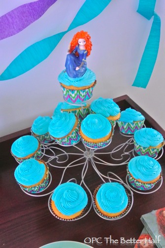 Brave Cupcakes - OPC The Better Half