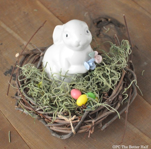 Nesting Bunny - OPC The Better Half