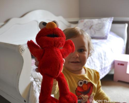Elmo - OPC The Better Half