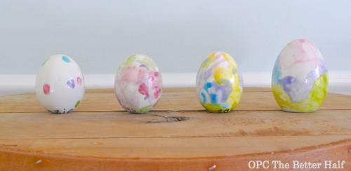 Izzie's Easter Eggs - OPC The Better Half