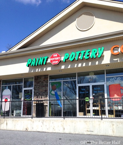 The Pottery Stop - OPC The Better Half