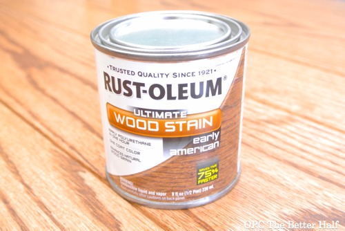 Rust-Oleum Early American - OPC The Better Half