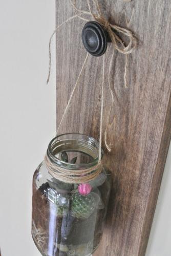 Mason Jar Succulent Garden - OPC The Better Half