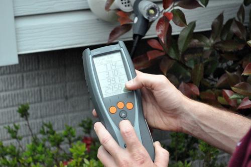 Carbon-Monoxide-Tester