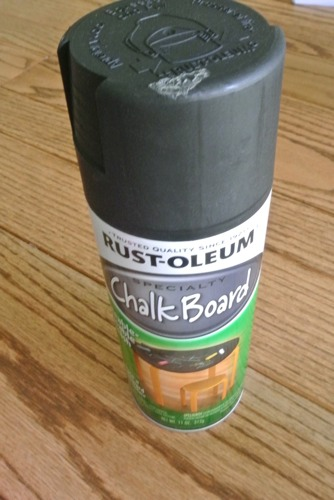 Chalkboard Paint - OPC The Better Half