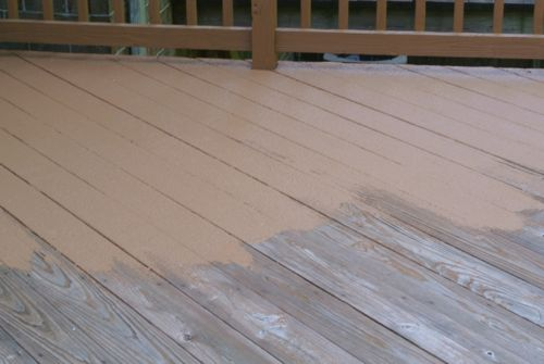 Rust-Oleum Deck Restore Review - One Project Closer