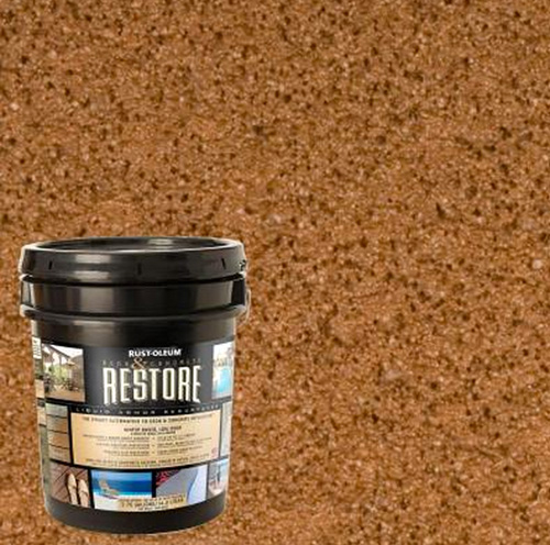 Rust Oleum Deck Restore Review One Project Closer