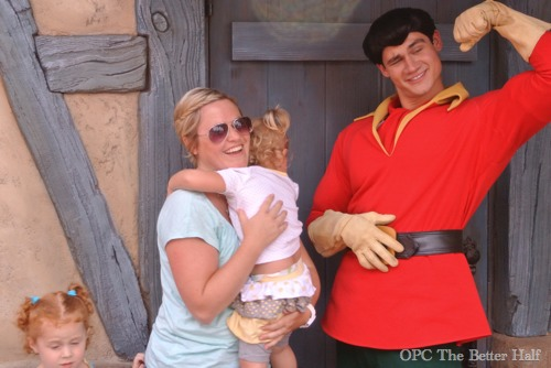 Meeting Gaston - OPC The Better Half