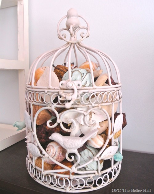 Potpourri Birdcage - OPC The Better Half