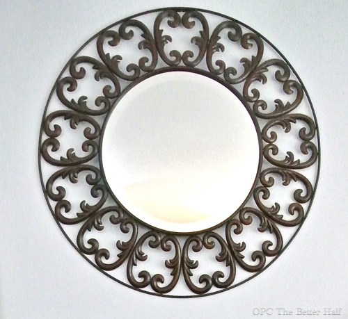 """""""before"""" mirror - OPC The Better Half"""