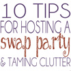Hosting a Swap Party with Unskinny Boppy!
