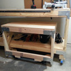Workshop Companion Bench