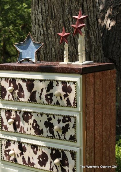 cowgirl dresser