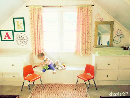 little girls room