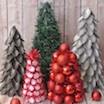 Plastic Spoon Christmas Tree!